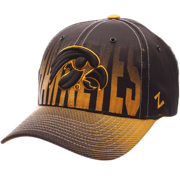 Iowa Hawkeyes Static Cap