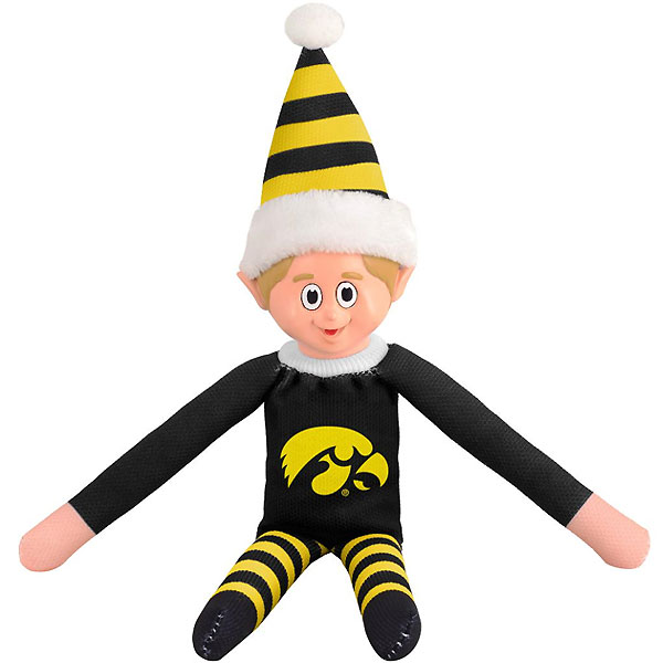 Iowa Hawkeyes Team Elf