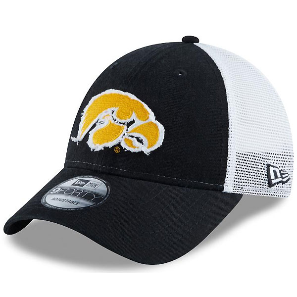 Iowa Hawkeyes Truckered Cap