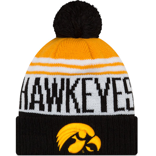Iowa Hawkeyes Team Pride Stocking Cap