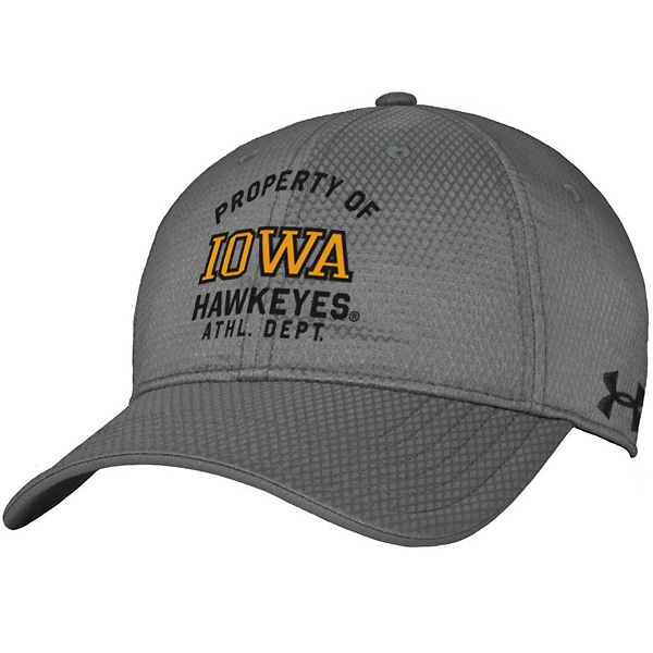 Iowa Hawkeyes Zone Adjustable Cap
