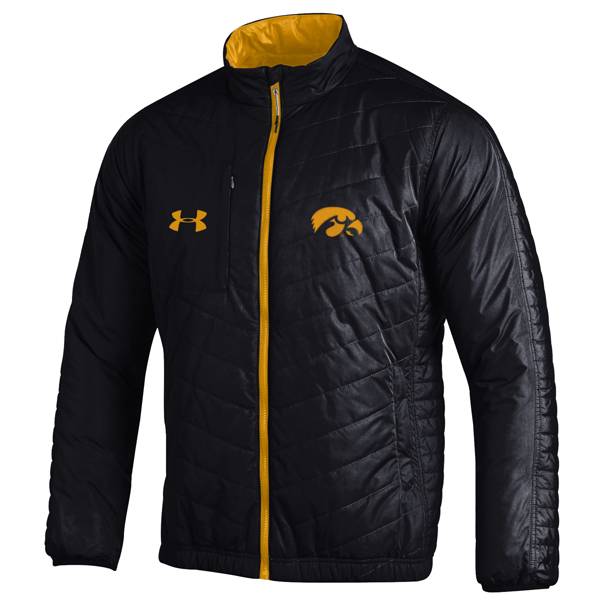 Iowa Hawkeyes Accelerate Jacket