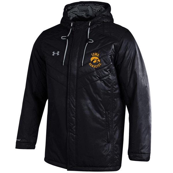 Iowa Hawkeyes Elemental Parka