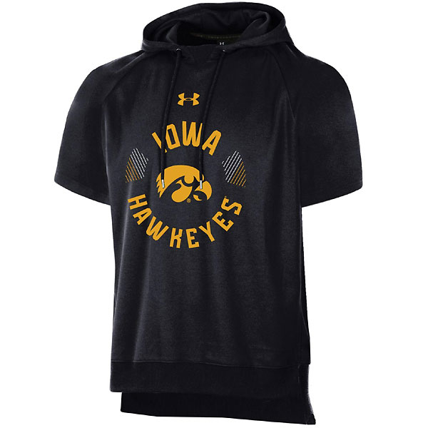 Iowa Hawkeyes Phantom Fleece Hoodie