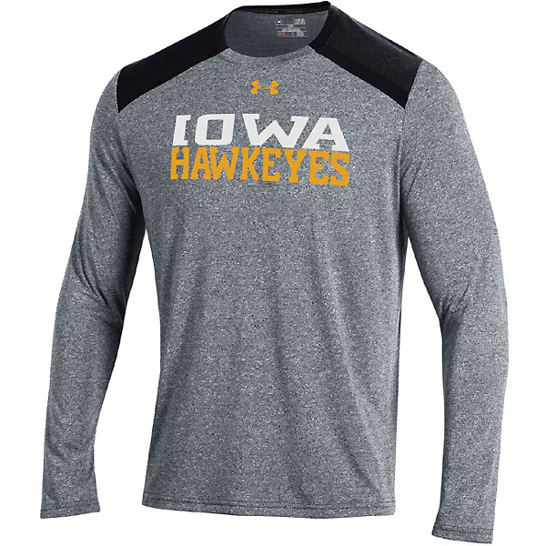 Iowa Hawkeyes Vented Tech Tee