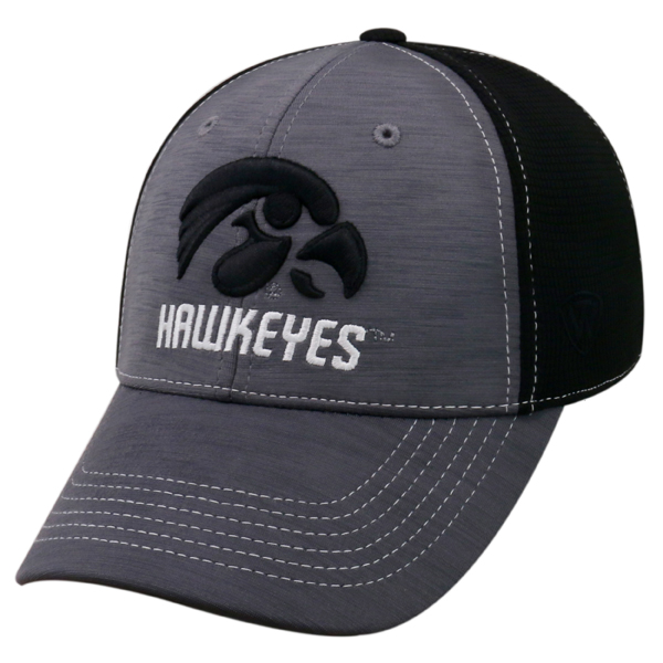 Iowa Hawkeyes Upright Hat