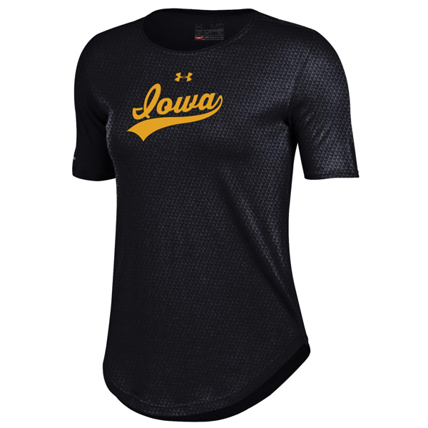 Iowa Hawkeyes Women's Novelty Tee