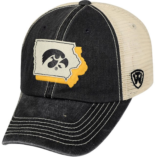 Iowa Hawkeyes United Cap