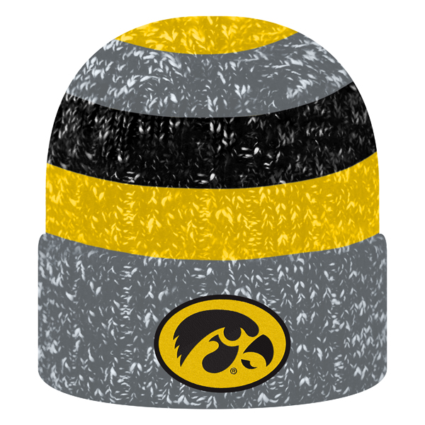 Iowa Hawkeyes Wonderland Stocking Cap