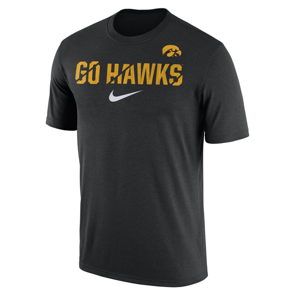 Iowa Hawkeyes Ignite Verbiage Tee
