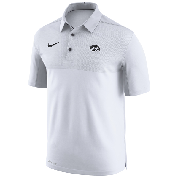 Iowa Hawkeyes 2017 Elite Polo