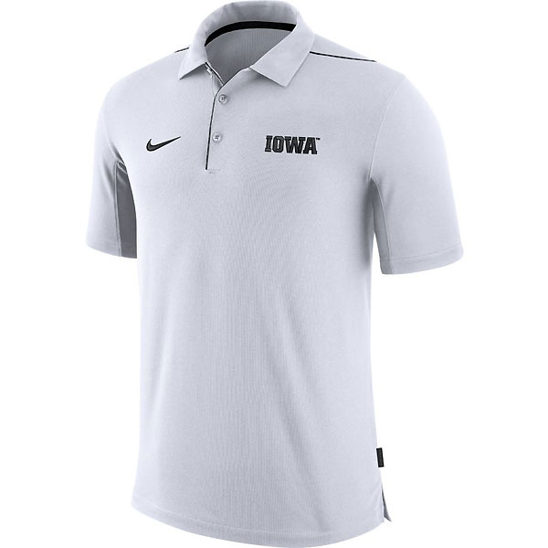 Iowa Hawkeyes Team Issue Polo