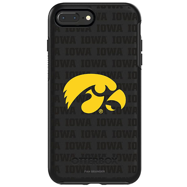 Iowa Hawkeyes iPhone 8+ Cell Phone Cover