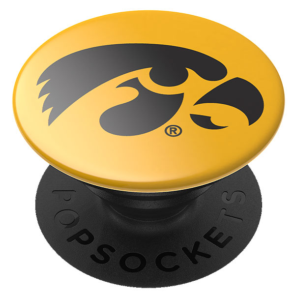 Iowa Hawkeyes Tigerhawk Pop Socket