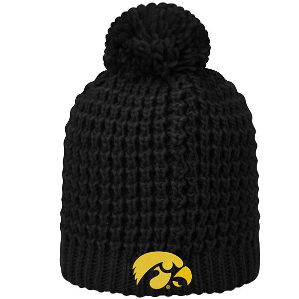 Iowa Hawkeyes Women S Slouch Stocking Hat