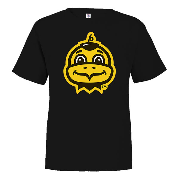 Iowa Hawkeyes Toddler Training Tee