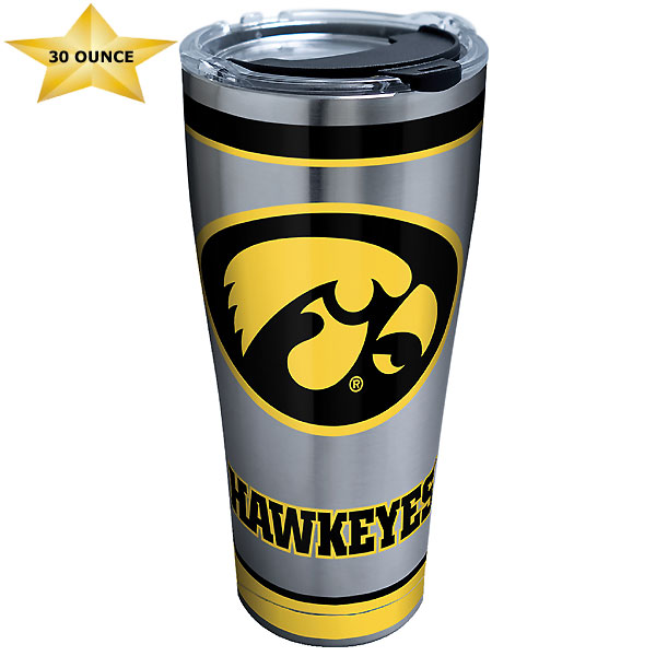 Iowa Hawkeyes Tradition Tumbler