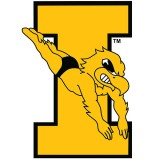 Iowa Hawkeyes Swim & Dive Decal