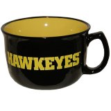 Iowa Hawkeyes Soup Bowl