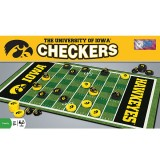 Iowa Hawkeyes University of Iowa Checkers