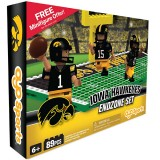 Iowa Hawkeyes Endzone Set