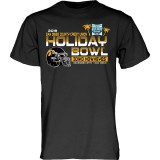 Iowa Hawkeyes Holiday Bowl Always On Top Tee - Short Sleeve