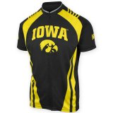 Iowa Hawkeyes Bike Jersey