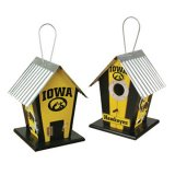 Iowa Hawkeyes Bird House