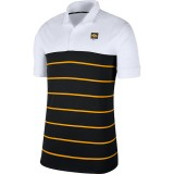 Iowa Hawkeyes Striped Polo