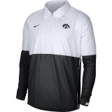 Iowa Hawkeyes Coaches Lightweight Jacket - Long Sleeve