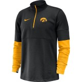 Iowa Hawkeyes Therma Top - Half Zip