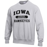 Iowa Hawkeyes Field Hockey Reverse Weave Crew Sweat