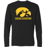 Iowa Hawkeyes Cross Country Tee