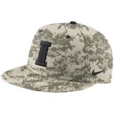 Iowa Hawkeyes Baseball Aero Bill Camo Hat