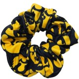 Iowa Hawkeyes Stacked Scrunshie