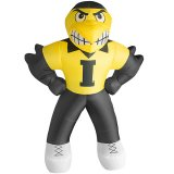 Iowa Hawkeyes Inflatable Mascot Herky