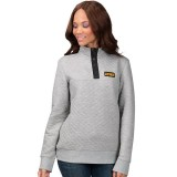 Iowa Hawkeyes Women's First Hit Quilted Pullover