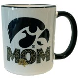 Iowa Hawkeyes Mom Mug
