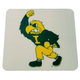 Iowa Hawkeyes Fighting Herky Mouse Pad