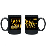 Iowa Hawkeyes Fight For Iowa Mug