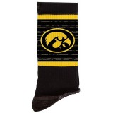 Iowa Hawkeyes Herky Head Socks