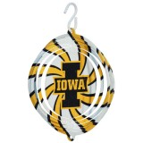 Iowa Hawkeyes I Logo Swirly