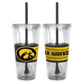 Iowa Hawkeyes 22 oz. Tumbler