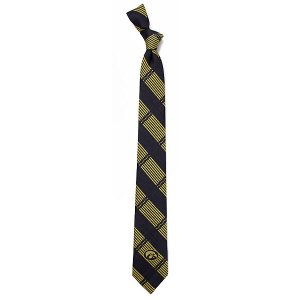 Iowa Hawkeyes Skinny Plaid Tie