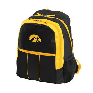 Iowa Hawkeyes Victory Backback