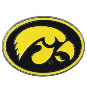 Iowa Hawkeyes Color Emblem