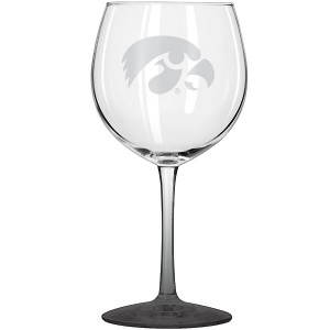 Iowa Hawkeyes Balloon Glass
