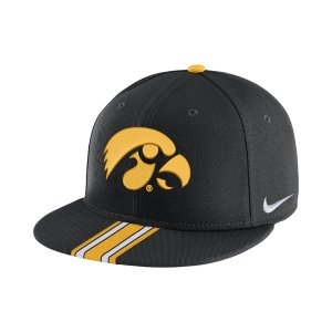 Iowa Hawkeyes Sideline True Adjustable Hat
