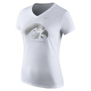 Iowa Hawkeyes Women's Basketball Tee