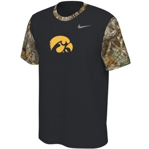 Iowa Hawkeyes Legend Real Tree Tee
